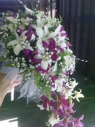 bouquets for wedding hawaiian wedding flowers