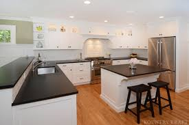 Kraft Kitchen Cabinets Custom White Kitchen Cabinetry In Short Hills New Jersey