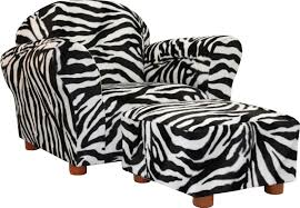 Zebra Chair And Ottoman Furniture Roundy Chair With Ottoman More Http Foter