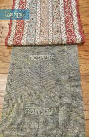 Non Slip Rug Pads For Laminate Floors Durahold Rug Padding Rugspa