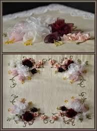 silk ribbon roses silk ribbon embroidery by mayebony on deviantart