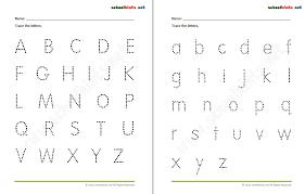 archive free alphabet tracing worksheets k5 worksheets sheet kids