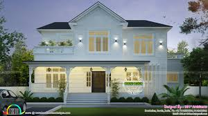 roman style home plan kerala home design bloglovin u0027