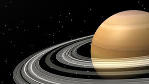 saturn rings images Nasa scientist claims giant ufos are 39 proliferating 39 in saturn 39 s jpg