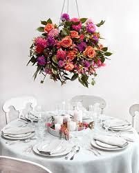 wedding flower centerpieces hanging wedding centerpieces ruffled