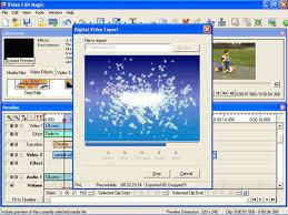 membuat video streaming dengan xp video edit magic download