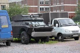 amphibious truck file russian brdm 2 converted into a civilian amphibious transport