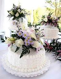 wedding cake tiers images of three tier wedding cakes lovetoknow