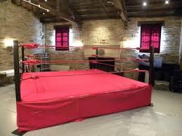backyard wrestling ring for sale cheap wrestling ring bed white bed