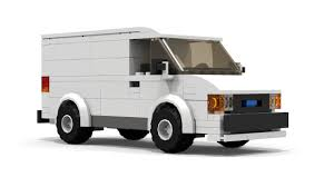 lego ford lego ford cargo van building instructions youtube