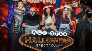 all star halloween spectacular food network