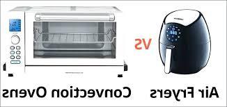 Air Fryer Vs Toaster Oven Cuisinart Air Fryer Toaster Oven Black