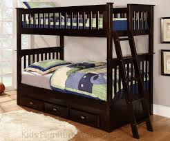 Bunk Bed Espresso Cheap Bunk Beds As Trend And Bunk Beds For Boys Espresso Bunk Bed