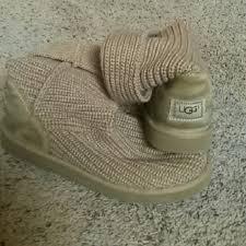 ugg boots sale eu crochet ugg boots size 10 eu 41 d crochet and ugg shoes
