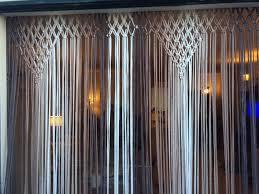 Van Window Curtains Hip Geknoopt Vliegengordijn Van Zpagetti Van Frummelenzo Op Etsy