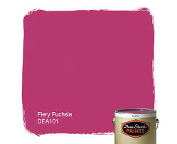 fiery fuchsia dea101 u2014 dunn edwards paints