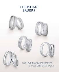 christian bauer ring wedding bands by christain bauer christian bauer duo alianzas