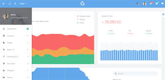 bootstrap templates for mvc 4 10 best bootstrap admin dashboard templates 2018 azmind
