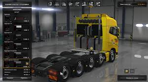 new volvo fh truck 2012 volvo fh 8x4 and 10x4 ets2 1 24 x x ets2 euro truck