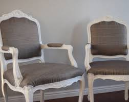 Accent Chairs In Living Room by French Chairs Etsy