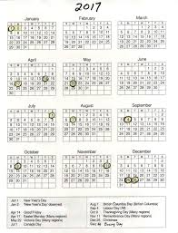 thanksgiving day calendar reporting vacations u0026 statutory holidays ilwu local 500