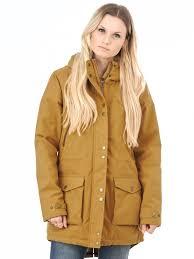 vol bear brown walk on by parka womens jacket vol