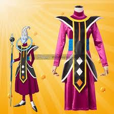 Dragon Ball Halloween Costumes Dragon Ball Whis Cosplay Costume Wedb1003 Webcosplay