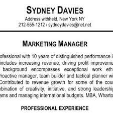 Resume Title Examples For Mba Freshers Cover Letter Headline For Resume Examples Examples Of Headline For