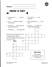 phonics worksheet free match word with picture an words