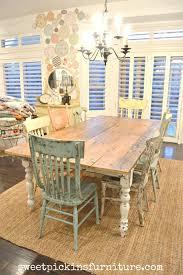 kitchen wonderful diy farm table white farmhouse table country