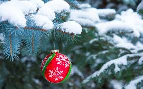winter snow ornaments hd wallpapers