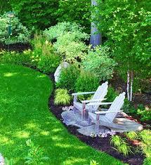 defining garden spaces gardens landscaping and backyard