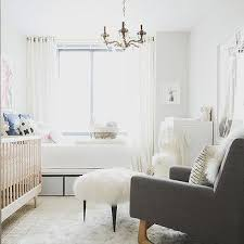 layered nursery rugs design ideas