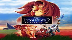 lion king ii simba u0027s pride lives