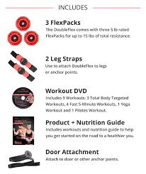 doubleflex portable gym oyo fitness