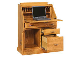 gorgeous secretary desk with hutch idea youtube