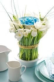 easy easter spring arrangement tutorial so beautiful and oh so