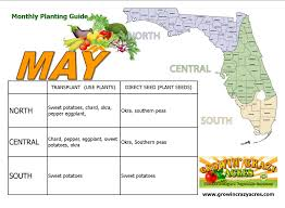monthly planting guides growin crazy acres