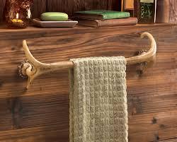home u003e discount home decor u003e cabin decor u003e antler towel rack