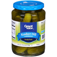 vlasic hamburger dill pickle chips 62 fl oz jar walmart com