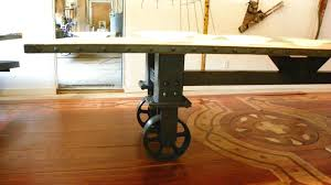 captivating vintage industrial dining room table gallery best