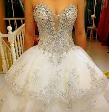 princess wedding dresses with bling naf dresses