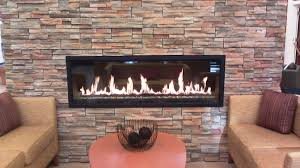 contemporary and multi sided gas fireplaces