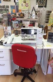 Horn Sewing Chair Reviews Sew In Heaven Arkansas Fabric Store Fabrics Notions Bernina