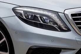 mercedes headlights mercedes anticipates the future with new s class sae international
