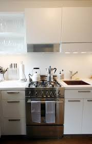 kitchen ideas small spaces 10 big space saving ideas for small kitchens huffpost