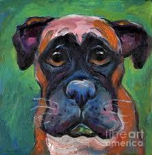 boxer dog art 898 best dog art images on pinterest dog art dog paintings and