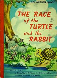 the rabbit book the race of the turtle and the rabbit cellar stories the