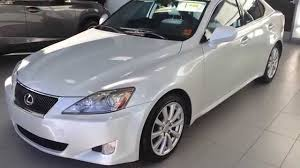 lexus sedan 2007 sold used 2007 lexus is250 manual rwd stock l15316aa in