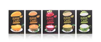 baancha house of tea on packaging of the world creative package